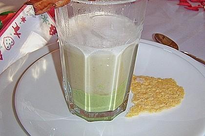 Latte Macchiato von der Erbse 7