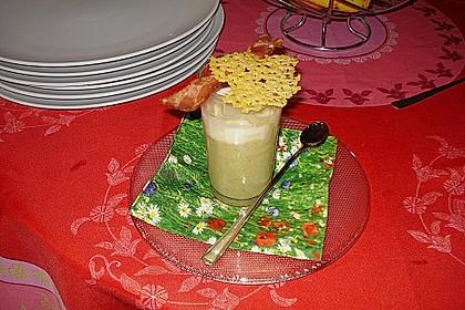 Latte Macchiato von der Erbse 10