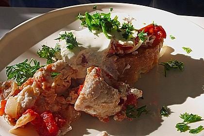 Iskender Kebab (Bild)
