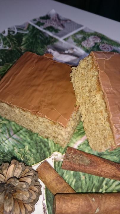 Lebkuchen Kuchen Von Sabrinab85 Chefkoch De