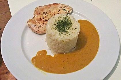 Fruchtige Currysauce 2