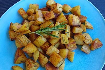 Bratkartoffeln nach mediterraner Art 2