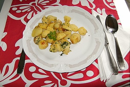 Bratkartoffeln nach mediterraner Art 15