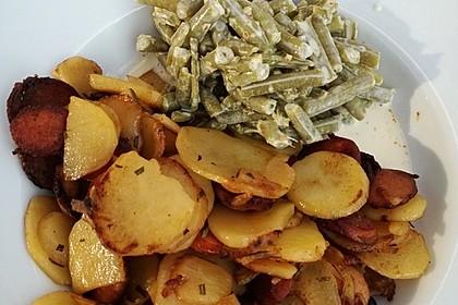 Bratkartoffeln nach mediterraner Art 13