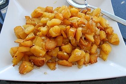Bratkartoffeln nach mediterraner Art 10
