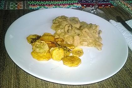 Bratkartoffeln nach mediterraner Art 7