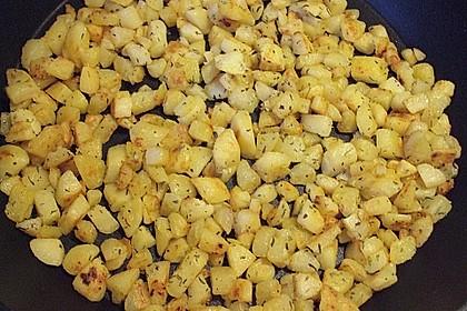Bratkartoffeln nach mediterraner Art 22