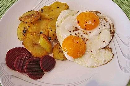 Bratkartoffeln nach mediterraner Art 16