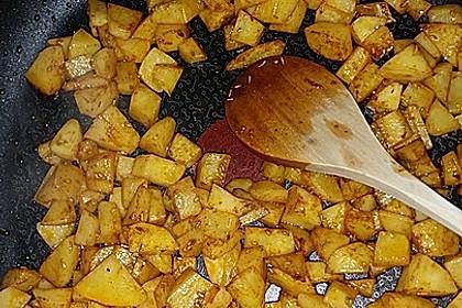 Bratkartoffeln nach mediterraner Art 28
