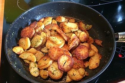 Bratkartoffeln nach mediterraner Art 26