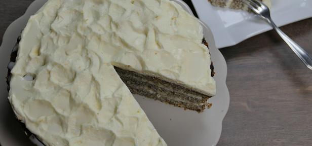 Zitronen Mohn Torte Von Nicoles Zuckerwerk Chefkoch De