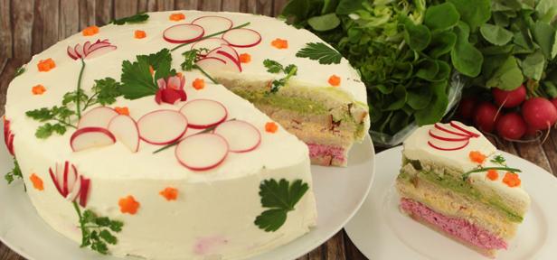Smorgastarta Schwedische Brottorte Von Koch Kinode Chefkoch De