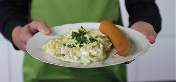 Kartoffelsalat von Oma Luise (aus den Familienschätzen) von ...
