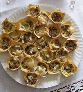 Fingerfood Miniquiches