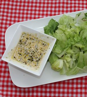 Balsamico-Dressing speciale