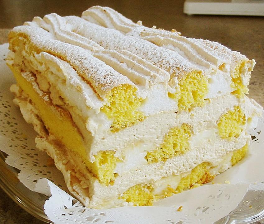 Kardinalschnitte Rezepte Kuchen Chefkoch De