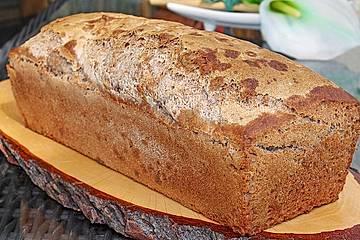 Schnelles Dinkel - Hefe - Brot