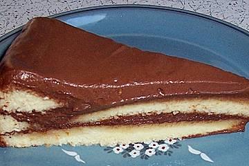 Gâteau au chocolat, deluxe!