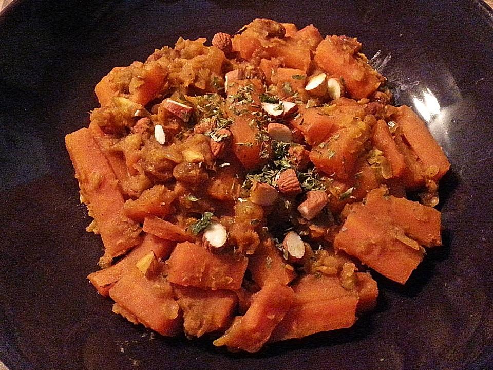 Möhren Curry