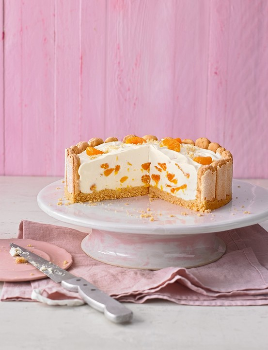 Loffelbiskuit Torte Ohne Backen Rezepte Chefkoch De