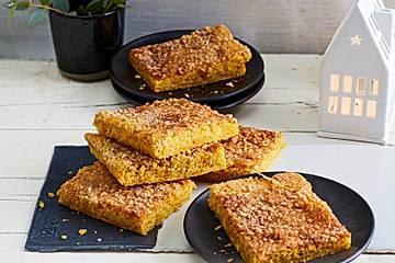 Blechkuchen auf schwedische Art