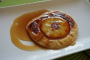 Chrissis würzige Apple - Pancakes