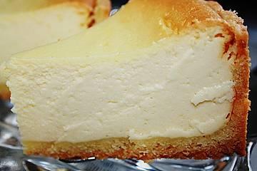 Mini - Vanille - Käsekuchen