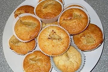 Fruchtige Limetten - Muffins