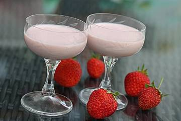Erdbeer - Sahne - Likör