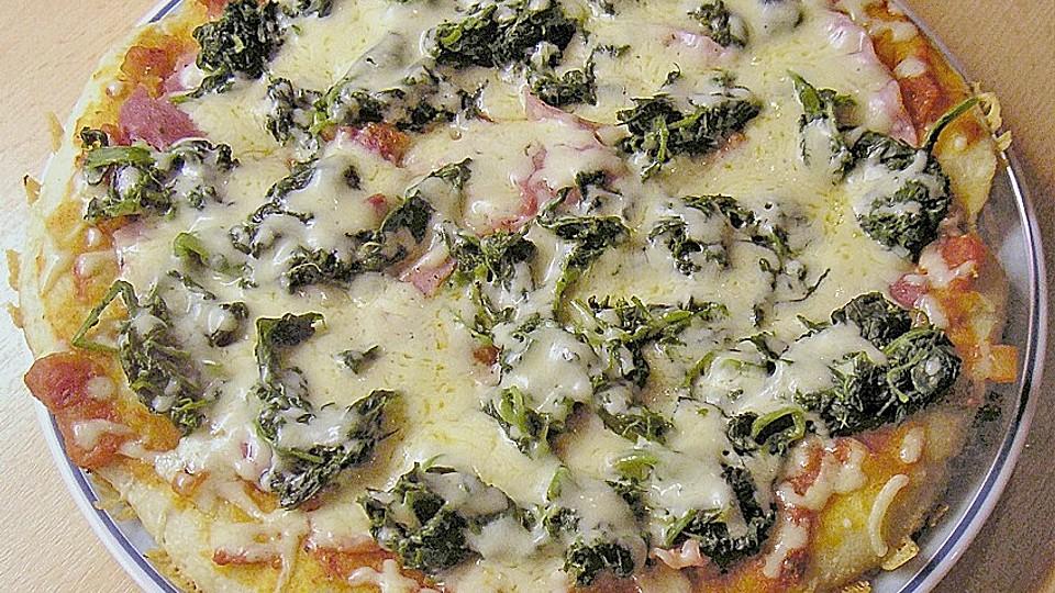 Pfannen - Pizza von weiwel | Chefkoch