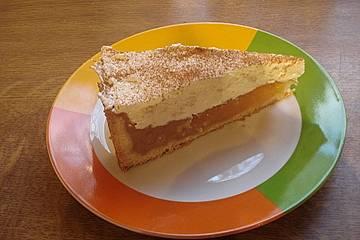 Apfel - Wein - Torte