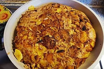 Kartoffel - Thunfisch - Tortilla