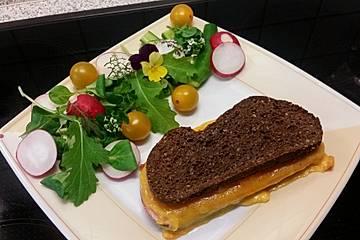 Schinken - Käse - Toast à la brenny