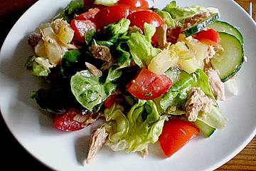 Annikas fruchtiger Thunfischsalat
