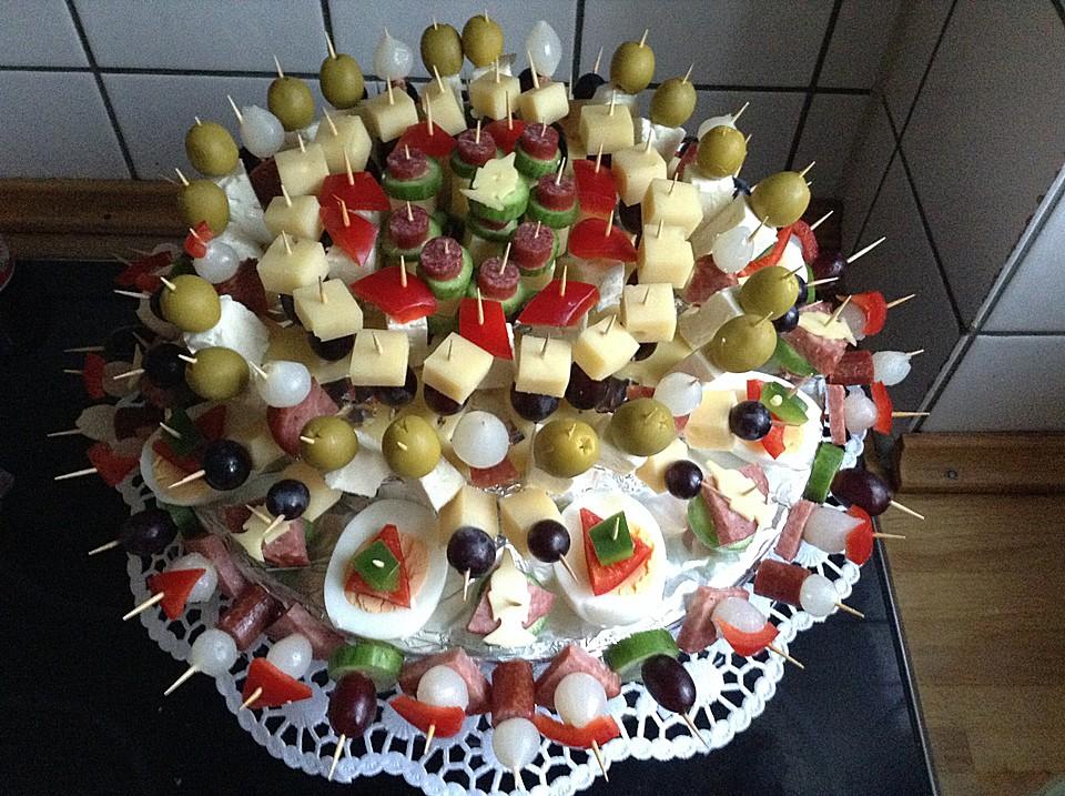 Party Snacks Schnell Zubereitet Rezepte Chefkoch De