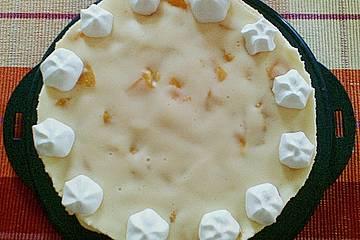 Pfirsich - Aranca - Torte