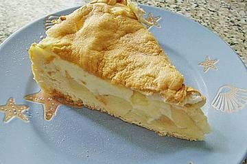 Schneller Apfel - Hefe - Blechkuchen von Laura