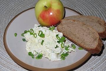 Apfel - Curry - Brotaufstrich
