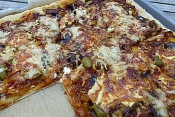 Pizza provencale