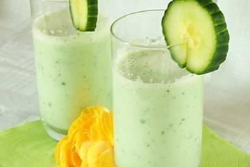 90 kcal - Gurken - Drink