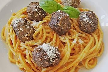 Italienische Polpetten