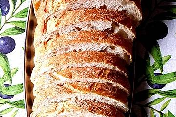 Ciabatta (1 großes od. 2 kleine Brote)