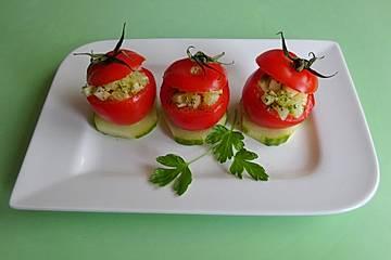 Daisys gefüllte Tomaten mit Gouda