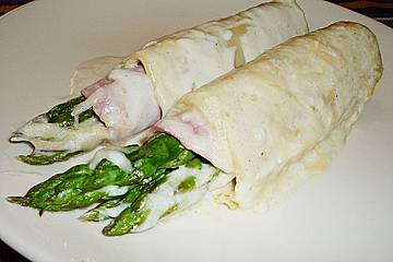 Spargel - Cannelloni