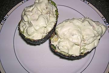 Avocado - Schinken - Salat