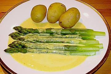 Käse - Safran - Sauce