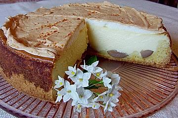 Goldtröpfchen - Torte