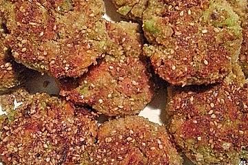 Brokkoli - Karotten - Küchlein