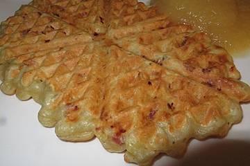 Kartoffelwaffeln