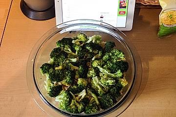 Schinken - Nudel - Brokkoli - Auflauf
